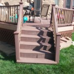 Bloomfield  Trex deck repair
