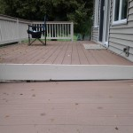 wood deck repair